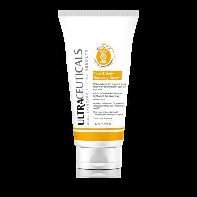 SunActive Face & Body Recovery Cream - Aftersun Care